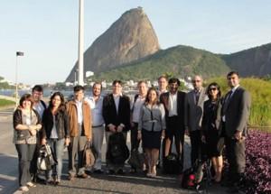 brazil group photo
